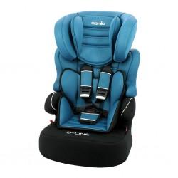 Autosedačka Nania Beline Sp Luxe 2019 blue, Modrá