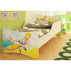 Dětská postel Letadlo