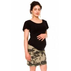 Těhotenská sukně Camo - maskáčová