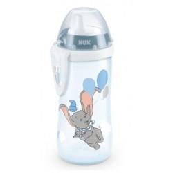 Lahvička Kiddy Cup Bambi 300 ml - Sloník
