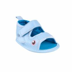 Capáčky, sandálky Fish - sv. modré