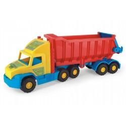 Auto Super Truck návěs sklápěč plast 75cm v síťce 12m+ Wader
