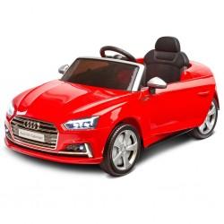 Elektrické autíčko Toyz AUDI S5 - 2 motory red, Červená