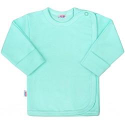 Kojenecká košilka New Baby Classic II mátová, Zelená, 50