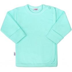 Kojenecká košilka New Baby Classic II mátová, Zelená, 56 (0-3m)