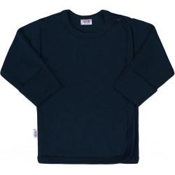 Kojenecká košilka New Baby Classic II tmavě modrá, Modrá, 56 (0-3m)