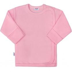 Kojenecká košilka New Baby Classic II růžová, Růžová, 62 (3-6m)