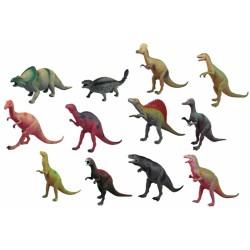 Dinosaurus 25 - 33 cm, 12 druhů