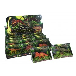 Dinosaurus malý v krabici, 6 druhů