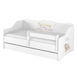BabyBoo Dětská postel LULU 160 x 80 cm - Sweet Dreams