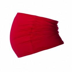Těhotenský pás - červený