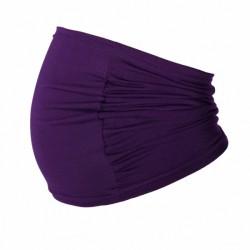 Těhotenský pás - fialový