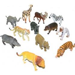 Zvířata divoká 13 - 20 cm
