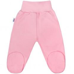 Kojenecké polodupačky New Baby Classic II růžové, Růžová, 50
