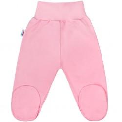 Kojenecké polodupačky New Baby Classic II růžové, Růžová, 62 (3-6m)