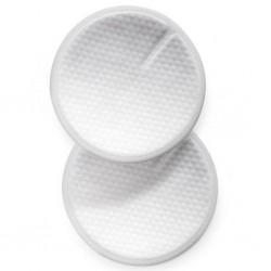 Prsní vložky jednorázové pro den i noc Avent - 100 ks, Bílá