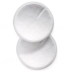Prsní vložky jednorázové pro den i noc Avent - 60 ks, Bílá