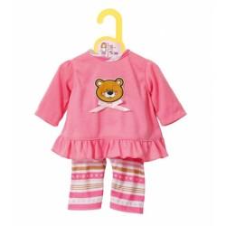 Dolly Moda oblečení pyžamo, 38-46 cm