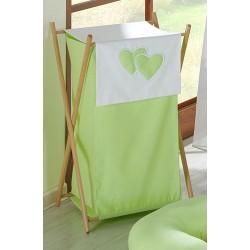 Kojící polštář - Zelený