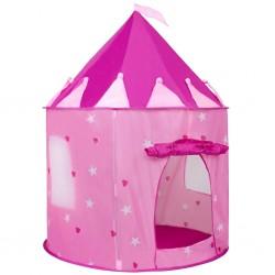 Dětský stan PlayTo růžový, Růžová