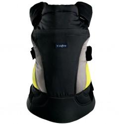 Nosítko Womar Zaffiro Activity černo-žluté, Černá