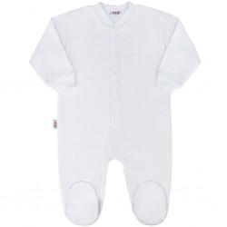 Kojenecký overal New Baby Classic bílý, Bílá, 86 (12-18 m)