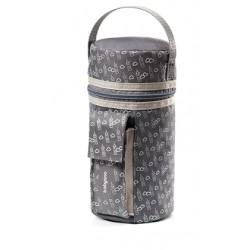 Cestovní ohřívač do auta - šedý