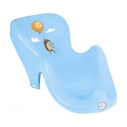 Lehátko ke koupání ježek modré, Modrá