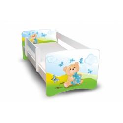 Dětská postel Medvídek s dárečkem. II.