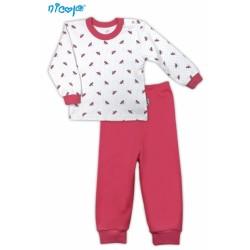 Bavlněné pyžamko Vážka