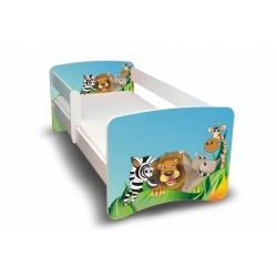 Dětská postel ZOO II.