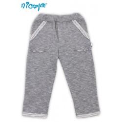 Tepláčky/kalhoty Football - šedé