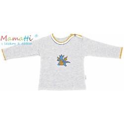 Tričko/košilka dl.rukáv Mamatti - Drak