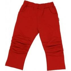 Bavlněné tepláčky, kalhoty Arrow - červené