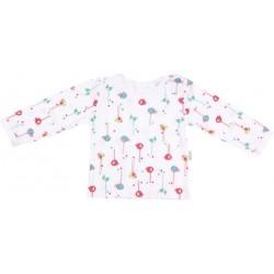 Bavlněné pyžamko Bird