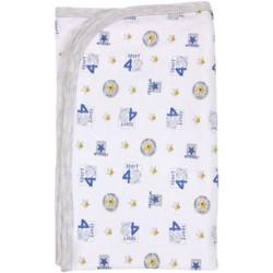 Dětská deka, dečka Four 80x90 - bavlna