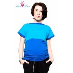 Tunika, triko STEFANIE - modré