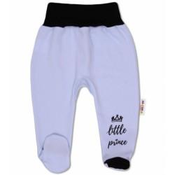 Kojenecké polodupačky, Little Prince - modré