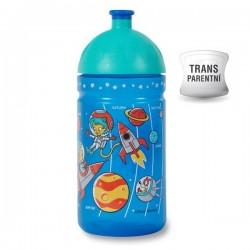 Zdravá láhev - 0.5l - Vesmír, modrá