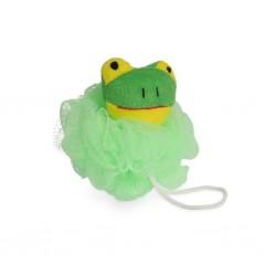 Mycí květina Junior Calypso žabka, Zelená