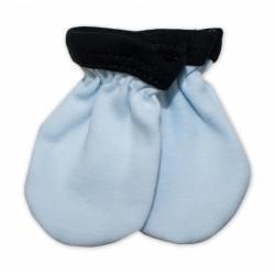 Kojenecké rukavičky Little prince - modré