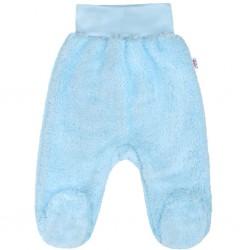 Zimní polodupačky New Baby Nice Bear modré, Modrá, 62 (3-6m)