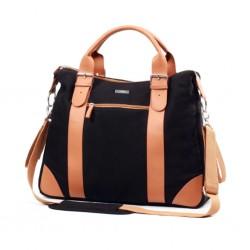 Stylová taška na kočárek Comfort Iconic Baby Ono černá, Černá