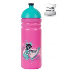 Zdravá láhev - 0,7l - Tenisky - růžová