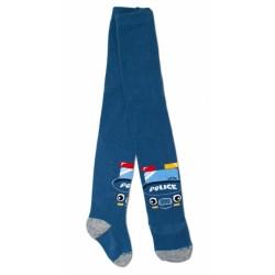 Bavlněné punčocháče - Policie tm. modré 712e863b67