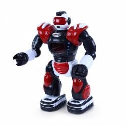 Robot chodící/točící tělo se světlem
