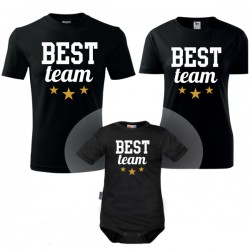 DEJNA Máma, Táta, Baby Best Team - sada 3ks