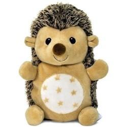 Noční lampička plyšový ježek