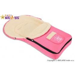 Multifunkční fusák VLNA 4v1 Baby Nellys ® - růžový