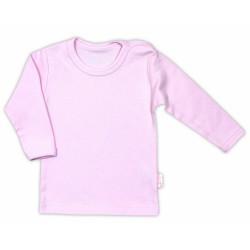 Bavlněná košilka - růžová